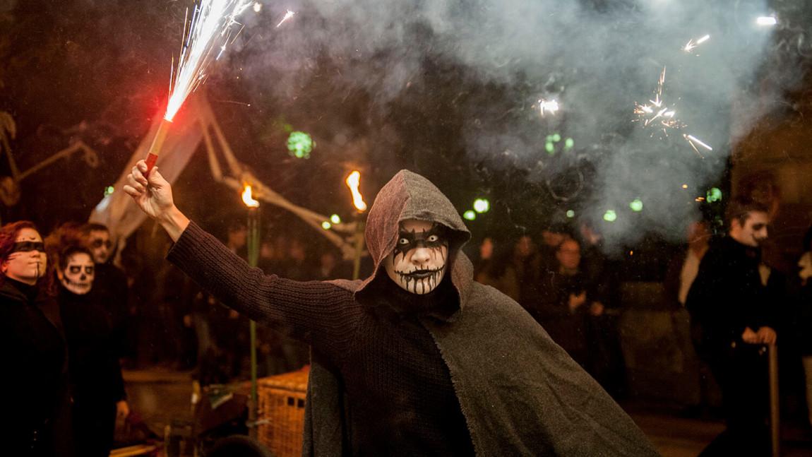La I Carrera Nocturna teatralizada, principal novedad del XXXIV Festival de las Ánimas de Soria
