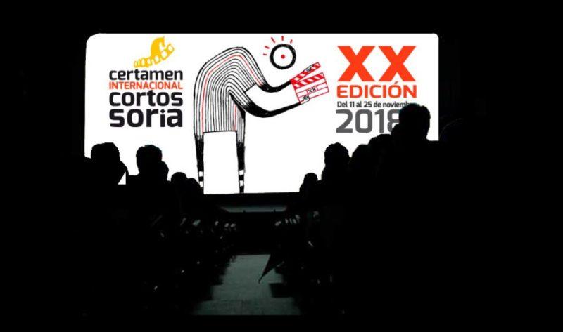 La XX Edición del Certamen Internacional de Cortos Ciudad de Soria llega con más cine y un gran homenaje a la cultura japonesa