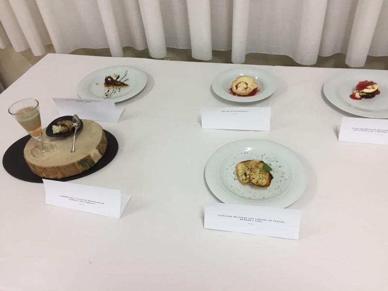 Las Becas Víctor Chicote premian los platos de Henar Dueña, Adrián Sotillos y José Sanz Cobos