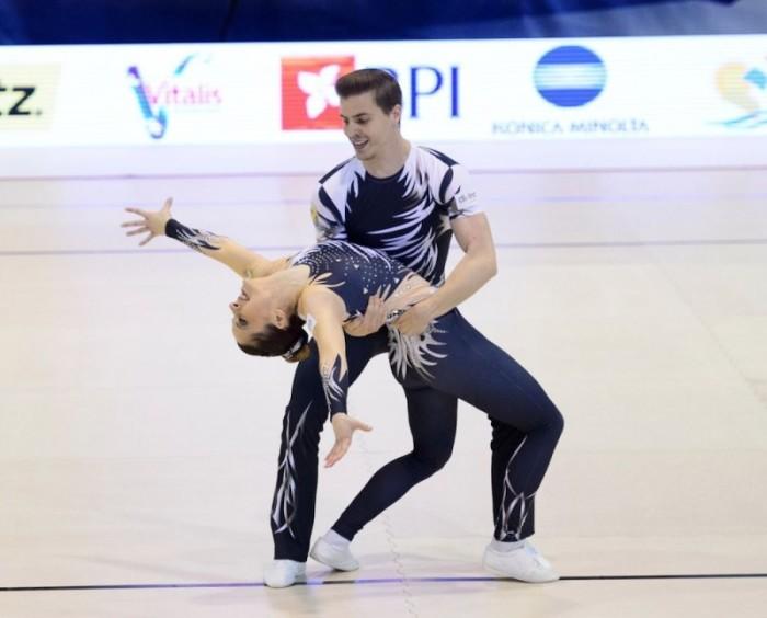 Soria acoge los días 12 y 13 de mayo el Campeonato de España de Gimnasia Aeróbica con más de 300 participantes