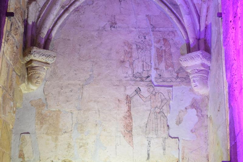 El Ayuntamiento prosigue con su inversión en San Nicolás y tras colaborar con la Junta en la recuperación de las pinturas góticas ya contempla 350.000 euros de inversión FEDER