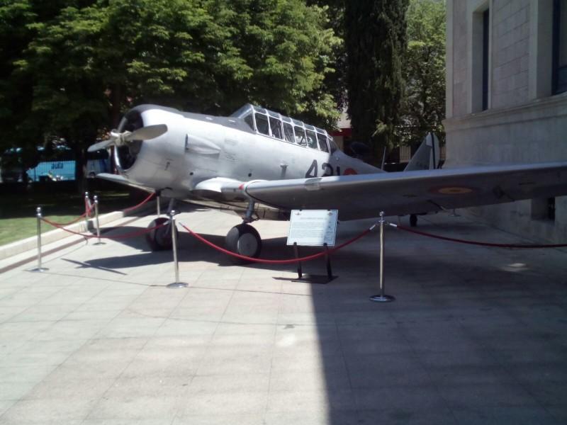 """Llega a Soria la exposición """"Volar, historia de una aventura"""" del Ejército del Aire"""