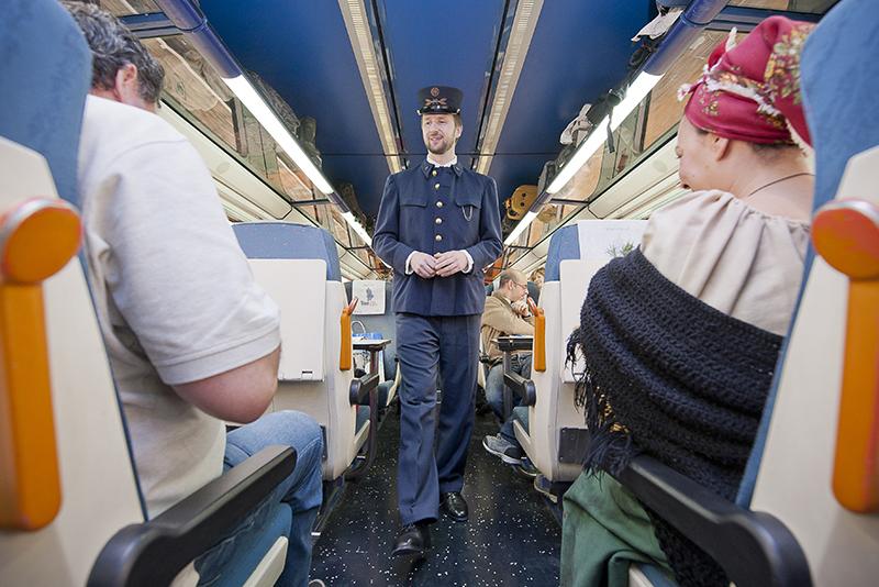 El fin de semana del 12-13 de mayo arranca el Tren Campos de Castilla 2018