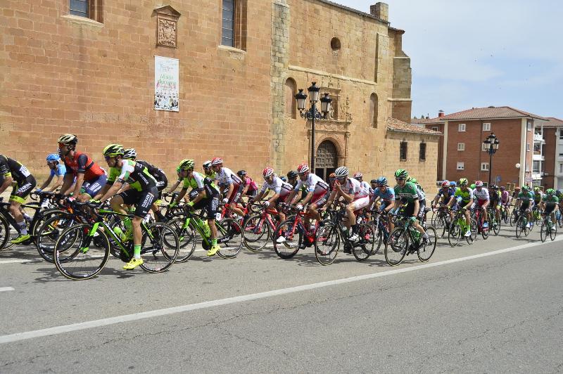 Soria acoge del 7 al 9 de septiembre a más de 600 deportistas con los campeonatos junior y máster de ciclismo en línea y ruta
