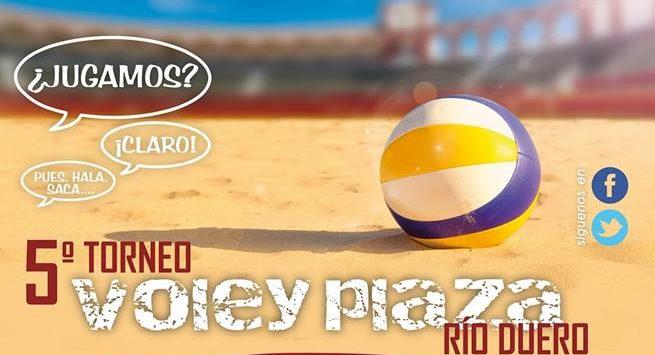 El V Torneo de Voley Plaza arranca el 6 de agosto con las categorías aficionadas y con nuevo récord de participación con 214 parejas inscritas