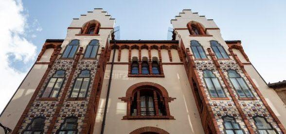 Ayuntamiento y Colegio de Arquitectos promueven una ruta Modernista a 10 edificios de la ciudad los días 1, 3, 4 y 5 de octubre