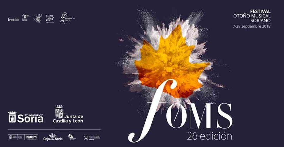Entradas agotadas para el regreso de Ainhoa Arteta al Festival Otoño Musical Soriano en una gala lírica junto a la Orquesta Sinfónica de Bilbao el jueves 20 de septiembre