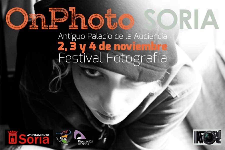 El Festival Nacional Onphoto Soria celebra una nueva edición con el lema 'Espacio íntimo'