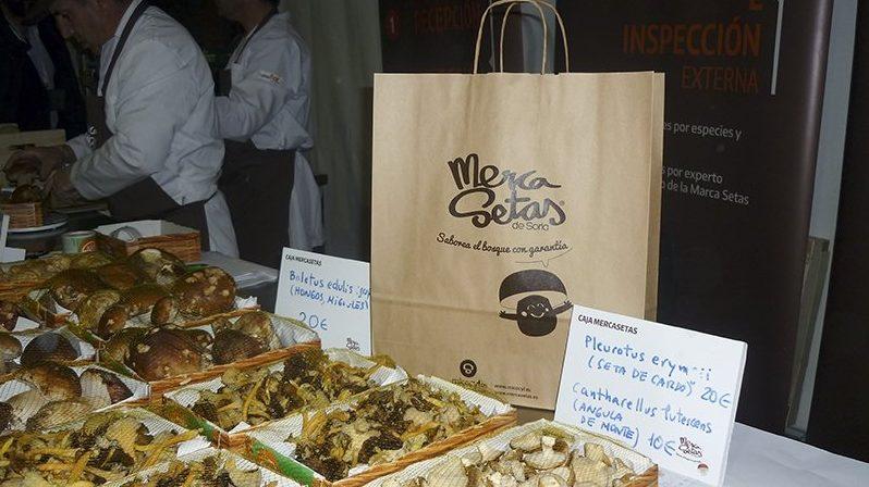 Soria celebra una edición del Mercasetas en el Mercado Municipal vinculado a la nueva lonja y con actividades lúdico-didácticas, exposiciones, charlas y demostraciones