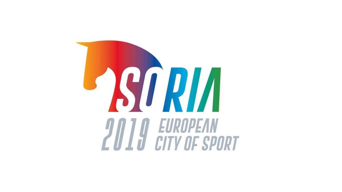Soria recibe su sello de Ciudad Europea del Deporte en el Parlamento Europeo
