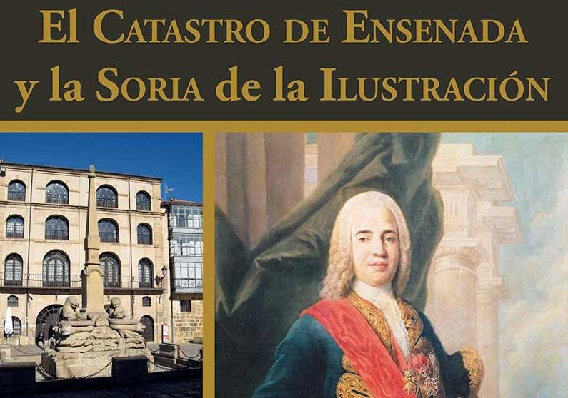 La exposición 'El Catastro de Ensenada y la Soria de la Ilustración' se inaugura el lunes en el Palacio de la Audiencia