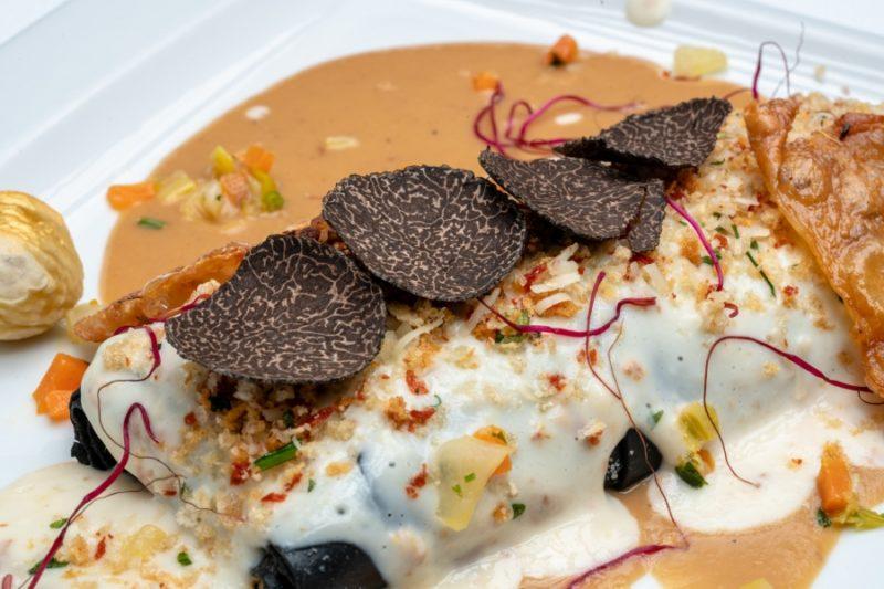 16 grandes restaurantes crean menús para  Soria y Trufa con la calidad como bandera