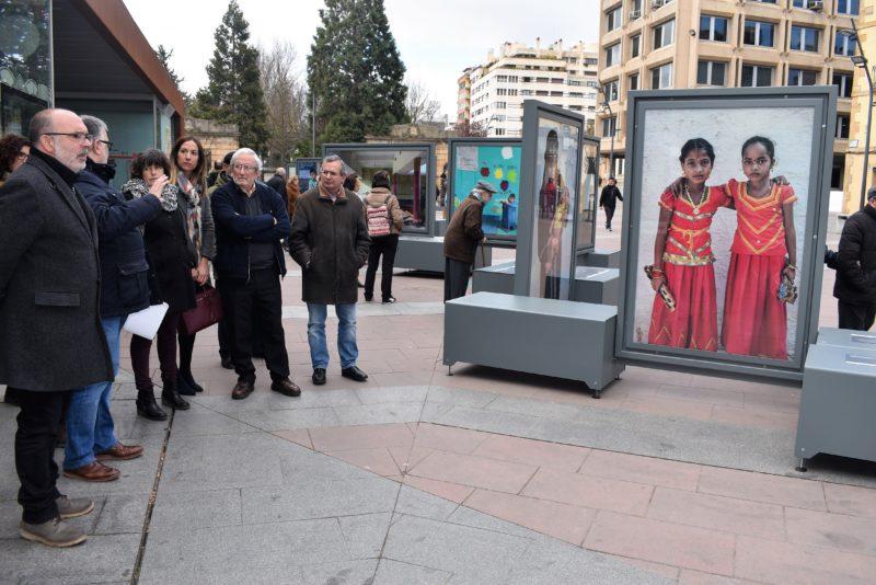"""Inaugurada la Exposición """"Tierra de Sueños"""" de Cristina García Rodero"""