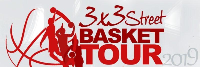 El 3x3 Street Basket recala en Soria el 25 de mayo con el objetivo de superar los 60 equipos