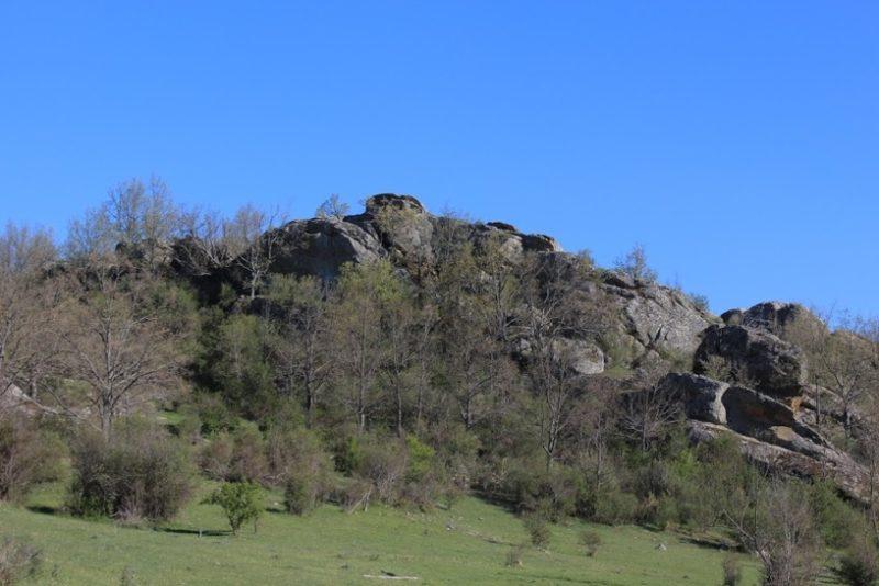El 'Geolodía' permitirá descubrir el 10 y 11 de mayo los tesoros de Valonsadero con visitas guiadas a pie de campo y a edificios con piedra del monte