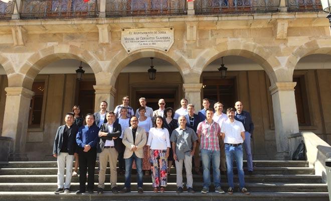 Soria acoge la octava asamblea del Instituo Europeo de la Micología