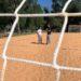 El II Torneo de Balonmano Playa 'estrena' la nueva instalación en el río con dos pistas de voleibol y una polivalente de balonmano y futbito