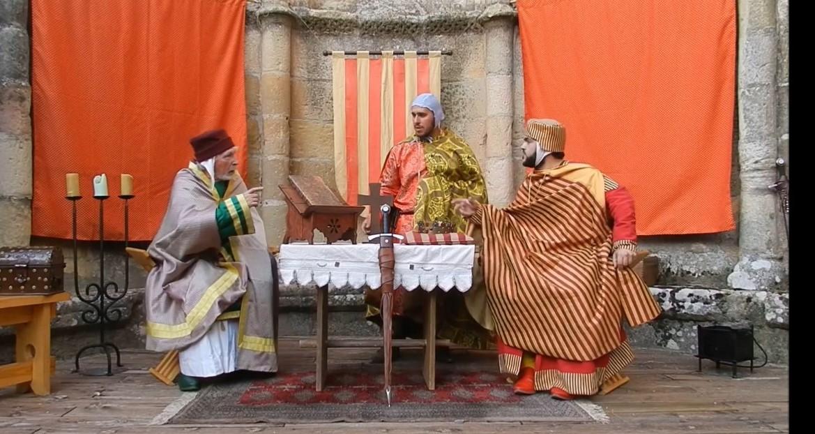 Una recreación histórica recuerda este fin de semana los 900 años de la fundación de Soria por Alfonso I El Batallador