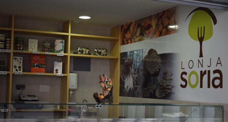 La lonja micológica abre sus puertas hasta el 20 de diciembre como un punto de compra y venta de producto de calidad y con trazabilidad garantizada