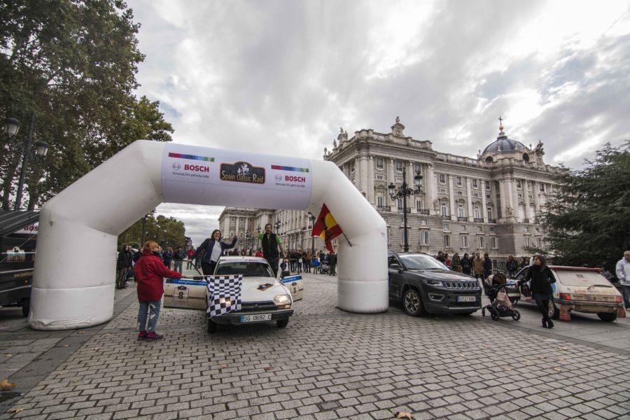Cuenta atrás para el VII Spain Classic Raid, esta vez desde Andorra a Madrid pasando por Portugal y con parada en Soria