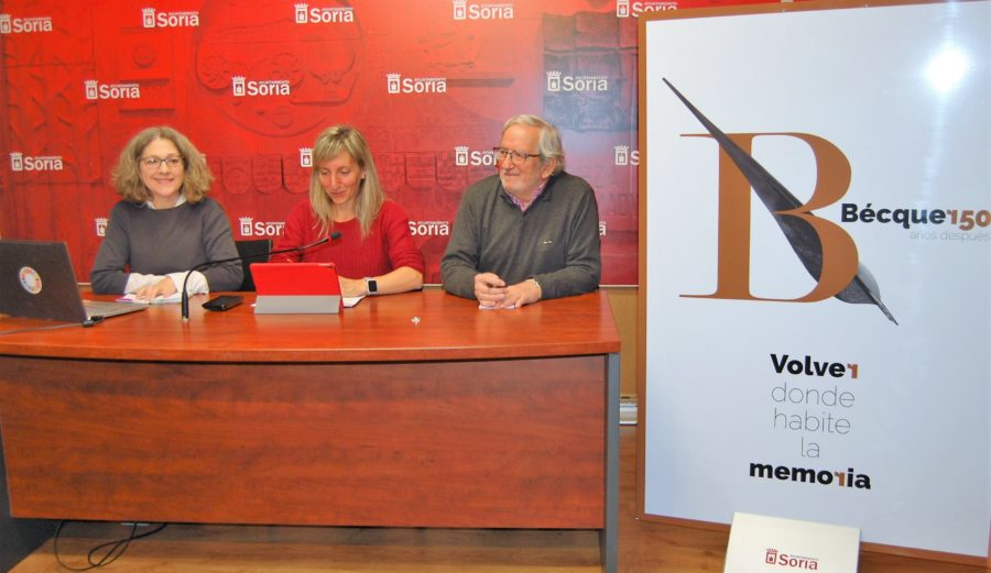 Soria presenta en INTUR la marca 'Bécquer, 150 años después' que aglutinará en 2020 la oferta turística soriana conectando poesía y paisaje