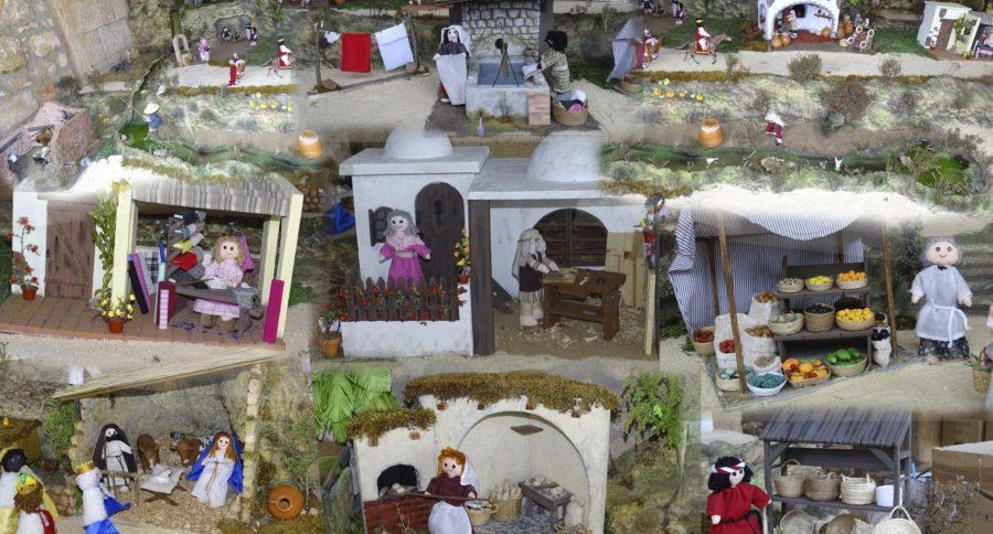 Pedrajas inaugura mañana su Belén con elementos elaborados por vecinos y un sorteo entre los visitantes