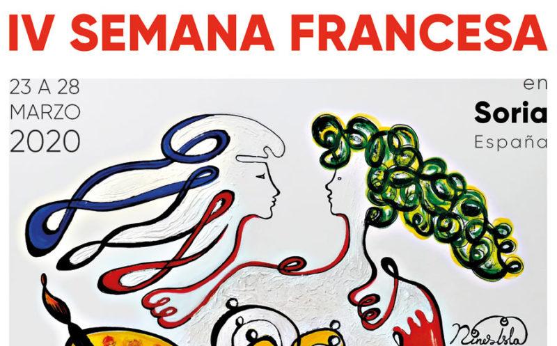 La Semana Francesa se celebra del 20 al 29 de marzo con recitales, coloquios y una exposición de 24 artistas de Soria