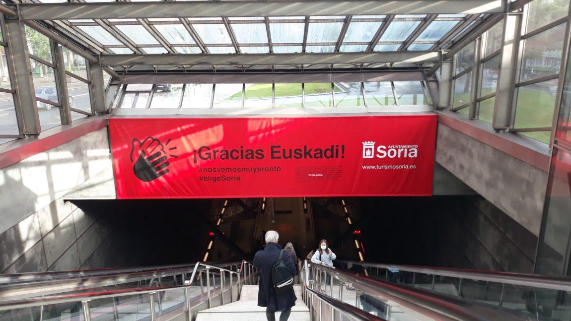 """Soria lanza una campaña para trasladar el agradecimiento de la ciudadanía a los distintos lugares de España que han """"estado ahí en los momentos más duros"""" y recordar la hospitalidad de la ciudad para """"vernos pronto"""""""