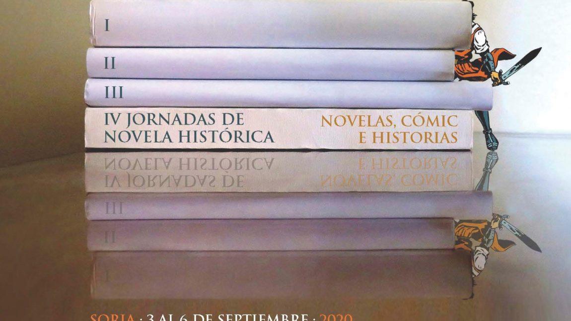 Las IV Jornadas de Novela Histórica se celebran del 3 al 5 de septiembre con figuras como Javier Sierra, Calvo Poyato, Susana Lozano y Antonio Garrido