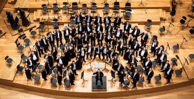 La Orquesta Sinfónica de Castilla y León ofrece su segundo concierto en el Festival Otoño Musical Soriano