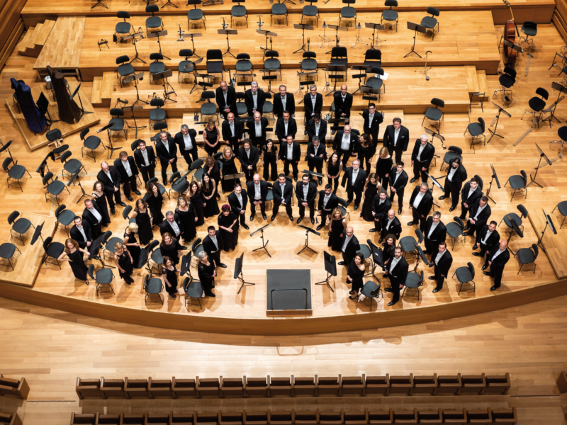 La Orquesta Sinfónica de Castilla y León no falta a su cita con el Festival Otoño Musical Soriano