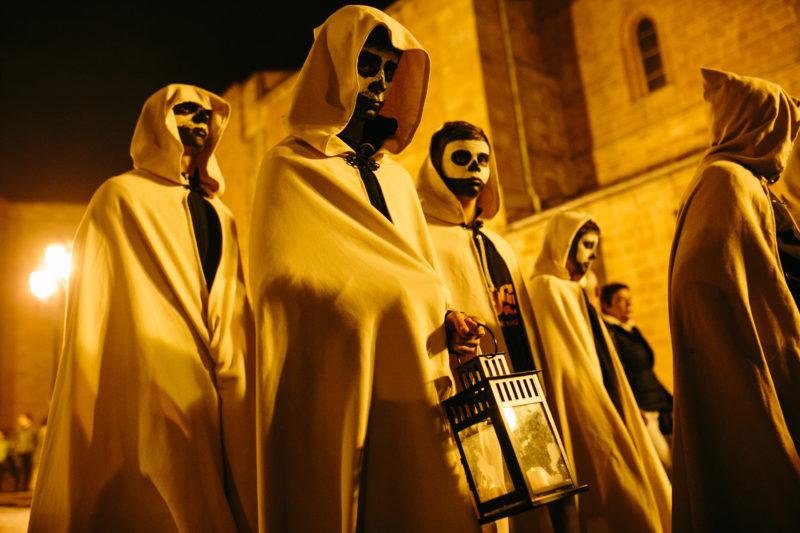 La ruta 'Morituri- La muerte en Soria', enmarcada entre los eventos de las Ánimas, comienza este viernes