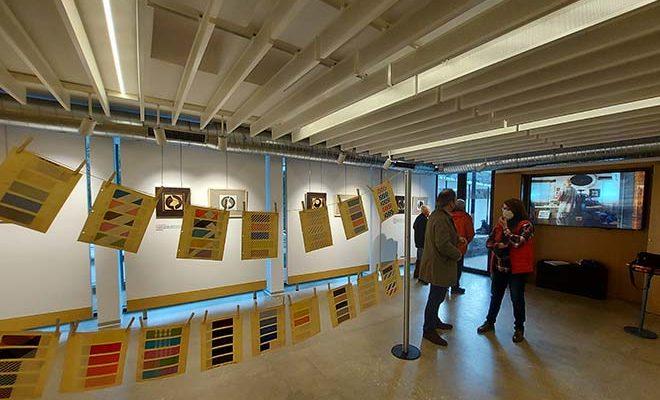 La exposición 'Las Ratas (Miguel Delibes) Xilografías de José Noriega' rinde homenaje al escritor en el centenario de su nacimiento