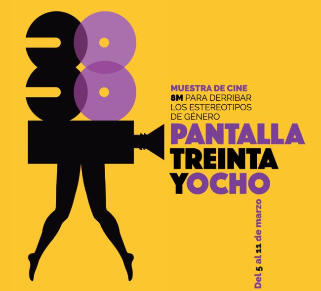 La Muestra de Cine 'Pantalla Treinta y Ocho' arranca este viernes con 9 largometrajes y cuatro cortos para derribar los estereotipos de género