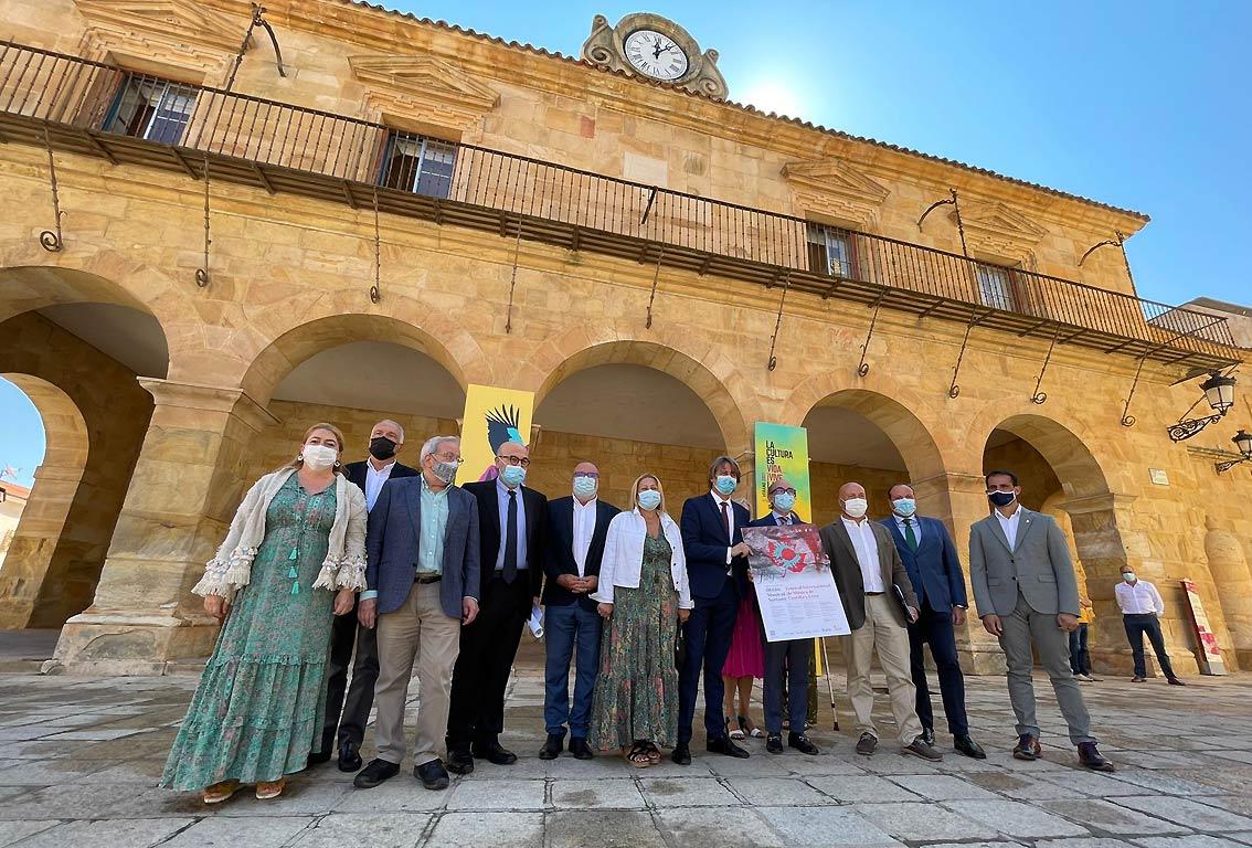 Presentación del 29º Festival Otoño Musical Soriano-Festival Internacional de Música de Castilla y León